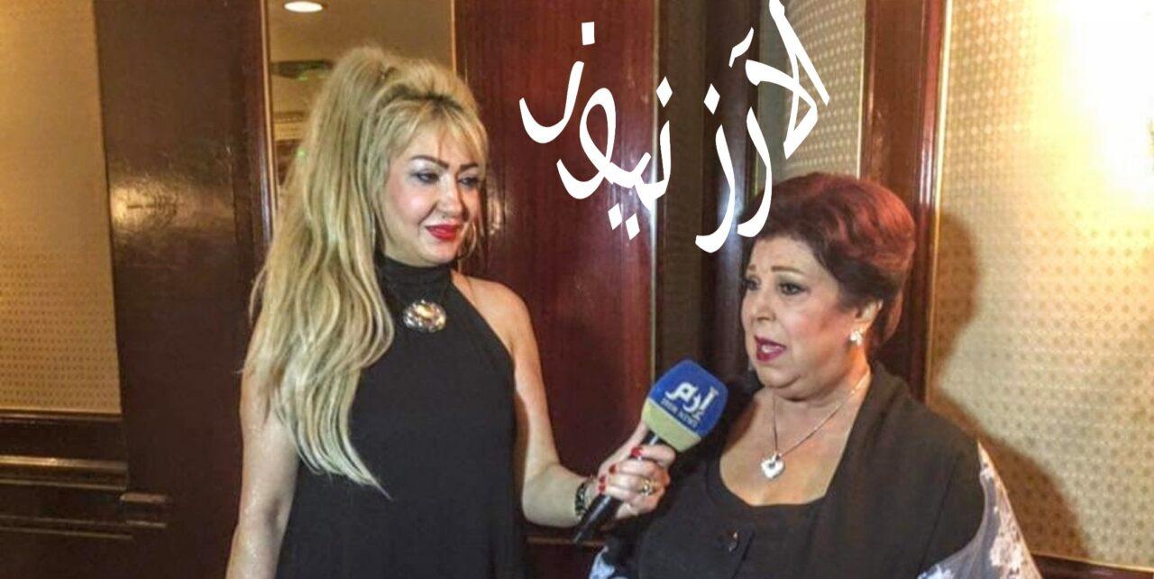 بالفيديو-اخر كليمات لرجاء الجداوي قبل دخولها العزل بسبب كورونا