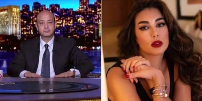 """سعر اليوم  """"ياسمين صبري"""" تطلب أجرا خياليا للظهور مع عمرو أديب يصدم كرو عمل البرنامج"""