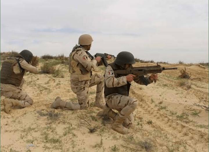 عاجل: استشهاد صف ضابط اليوم على ايدى العناصر التكفيرية والقوات المسلحة ترد بشمال سيناء