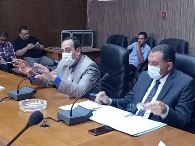 شوشة : الاستعداد لانتخابات مجلس الشيوخ بشمال سيناء