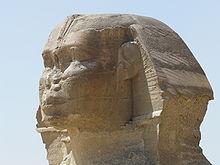 لغز تاريخ تمثال أبو الهول ومن نحته ؟ وعلاقته الغامضه بالملك خعفرع .