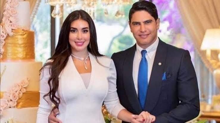 ياسمين صبري تنتظر مولود جديد من ابو هشيمه