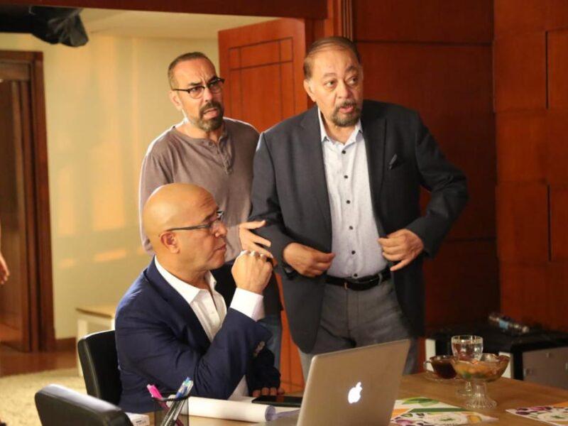 """مدرسة """"المدبوليزم"""" وهي من أهم المدارس الكوميدية في الوطن العربي التي استعان بها عبد الباقي في فيلمه الجديد ولكن !"""