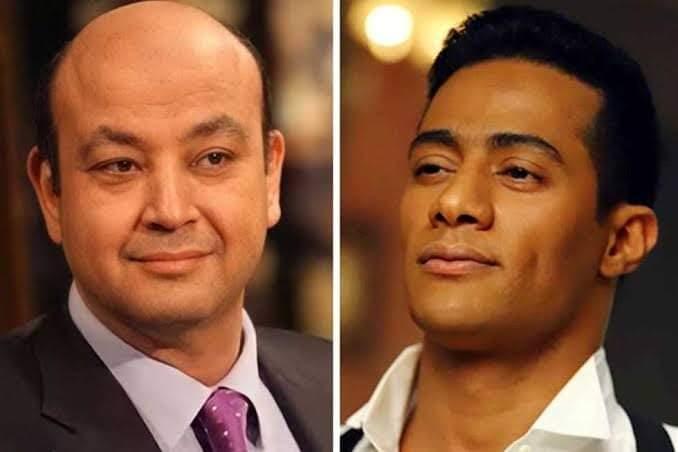 من وراء عمرو اديب في تصادمه مع محمد رمضان ؟تعرفوا مين؟!