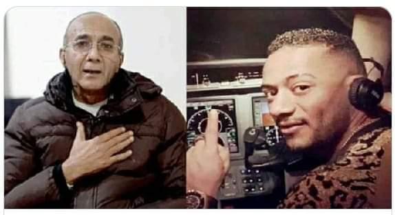 ورثه الطيار  اشرف ابو اليسر يستحقون التعويض من محمد رمضان ؟