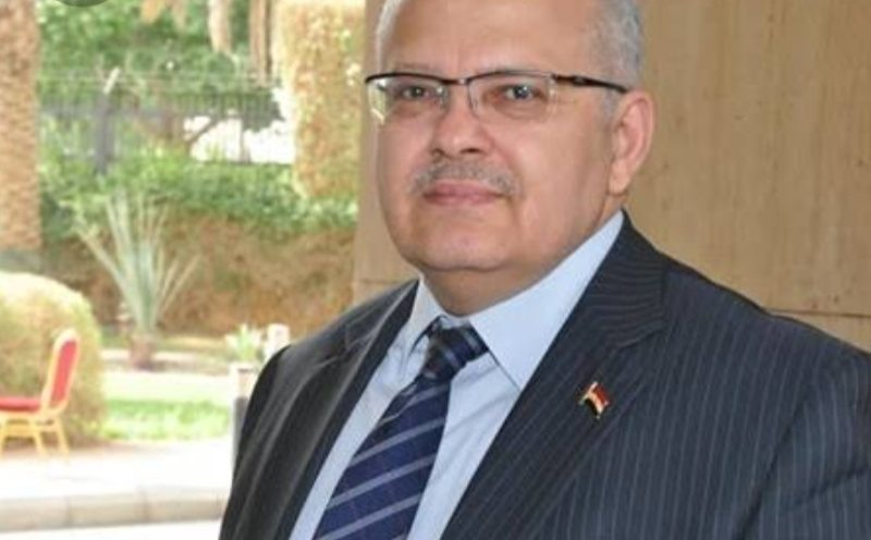 د. الخشت: يجب إعطاء الأيتام أولوية اجتماعية شاملة_غدآ جامعه القاهره تحتفل باليتيم