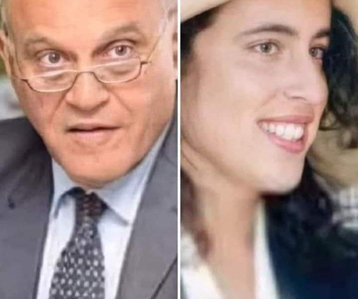 د.مجدي يعقوب وابنته صوفي يتنافسان علي الانسانيه