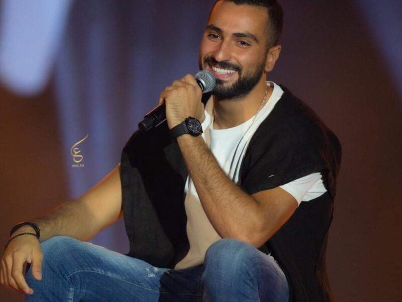 بالصور.. الفنان محمد الشرنوبي يتصدر الترند رقم ١ في السعودية بحفل جدة