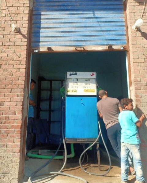 ضبط 900 لتر بنزين بمحطة بدون ترخيص بالشرقية شرقية